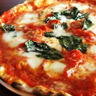 マルゲリータピザ(ピッツェリア・ドォーロ 麹町店 (PIZZERIA D'ORO))