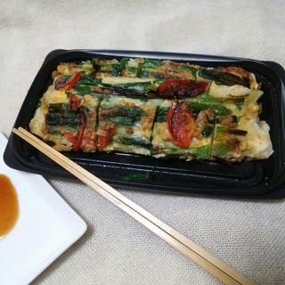 にらチヂミ(韓美膳DELI)