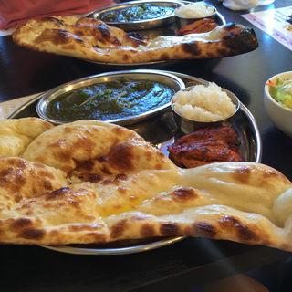 タンドリーセット(インド料理 ラプティ)