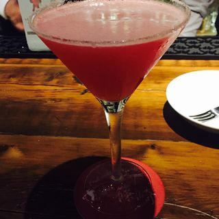 スイカのマティーニ(bar篠崎)