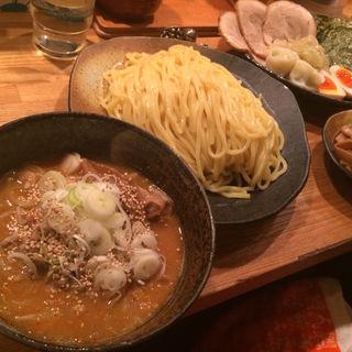 味噌つけ麺(つけ麺屋 やすべえ 道頓堀店 )
