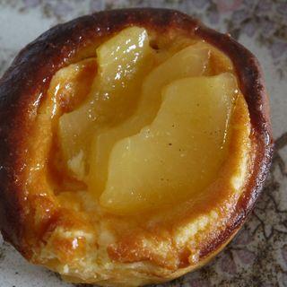 リンゴのチーズタルト(Pain Pati こむぎのおはなし (パンパティ))
