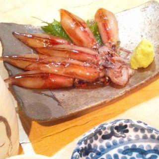 ホタルイカのお刺身(美酒美燗 煮りん 船橋店 )