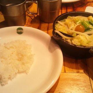 一日分の野菜カレーB タイ風グリーンカレー(camp 大手町店 (キャンプ))