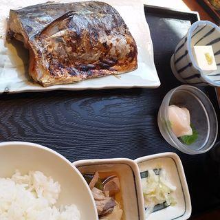 さわらの塩麹漬焼(魚可津)