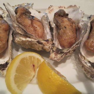 牡蠣のバターソテー(4ピース)(シュリンプ&オイスターバー 横浜モアーズ店 )