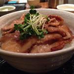 帯広 豚丼