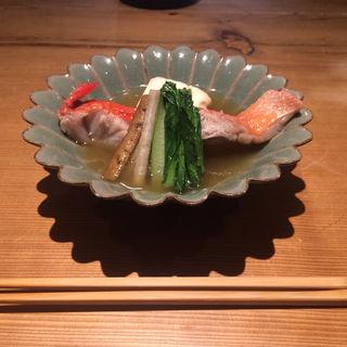 のどぐろ煮付け(魚料理 あぎやお )