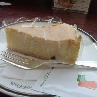 チーズケーキ(イノダコーヒ 東京大丸支店 )