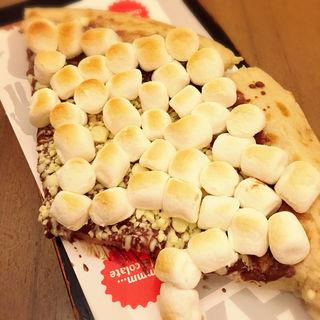 チョコレートチャンクピザ 1/6サイズ(MAX BRENNER CHOCOLATE BAR表参道ヒルズ)