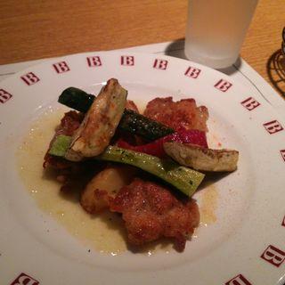 若鶏と野菜のグリル(バケット 新宿野村ビル店 (BAQET))