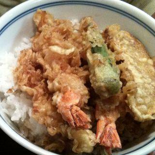 天丼(入金 (いりきん))