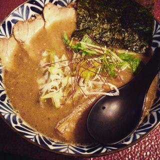 魚介醤油ラーメン(一乗寺つるかめ )