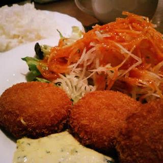 クリームコロッケ(cafe&dining marina  (カフェ&ダイニング マリナ))