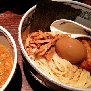 味玉つけ麺(麺屋武蔵 神山 (カンザン))