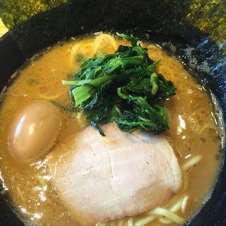 ラーメン味付き卵(横横家)