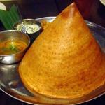プレーンドーサ(ダバインディア (Dhaba India))