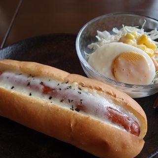 チーズドッグセット(うさぎとぼく )