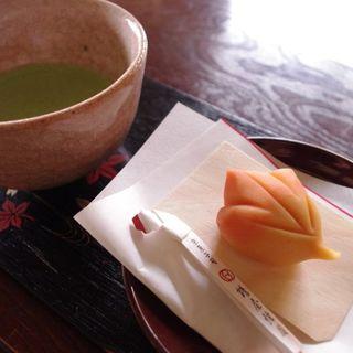 お抹茶(天得院)