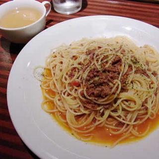 ミートソーススパゲティ(バンビーノ )