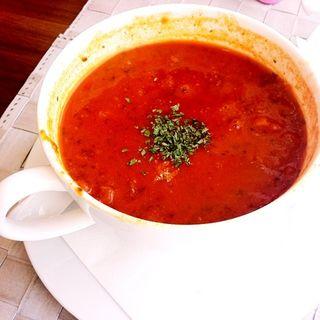 スパイストマトスープ(デリカッテ  (Delicatte))
