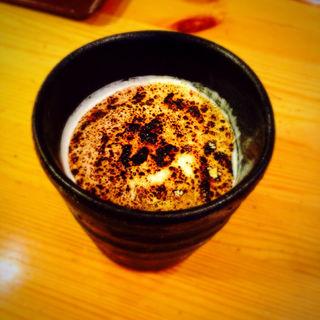 焼きミルク(コーヒーハウス チュチュの家)