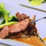 イベリコ豚 焼き串