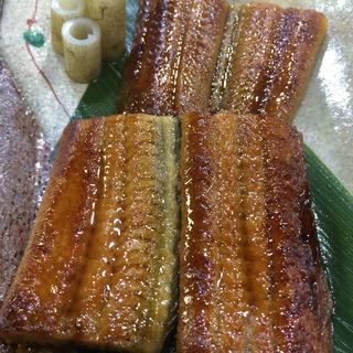 鰻の蒲焼(う越秀 )