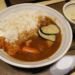 牛たんスープカレー(仙台 牛たん 三代目文治 )