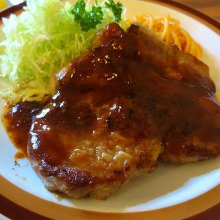 ポークソテー定食(キッチンベル )