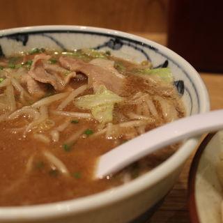 野菜盛りつけ麺 中盛(江戸前つけ麺 サスケ )