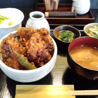 丼セット(佳蕎庵 )