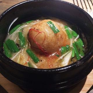 バクダンクッパと盛岡冷麺(肉源 )