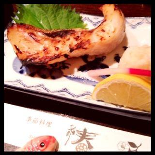 西京焼き(椿 (つばき))