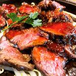 肉屋のステーキランチ 180g