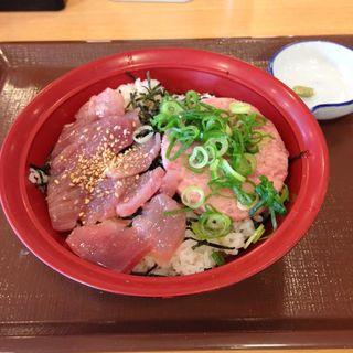 本マグロネギトロ丼(GLOVE)