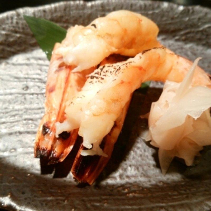 海老の西京焼き(しゃぶ玄 (しゃぶげん))