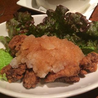 牛肉の竜田揚げ(WINE BARAdagio (ワインバル アダージョ))