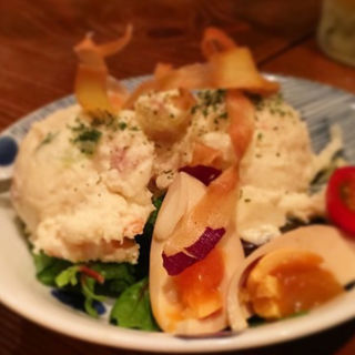 ポテトサラダ(ウダガワ成ル)