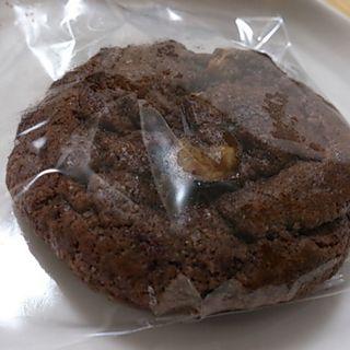 バナナとホワイトチョコのクッキー(cafe634)