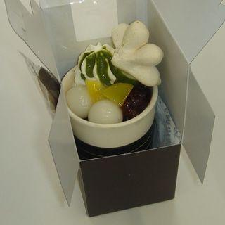 カトラン抹茶(ジョトォ 三越銀座店 (GIOTTO))