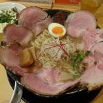 和風チャーシュー麺(らーめん 鶴武者)