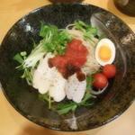 冷麺(らーめん 鶴武者)