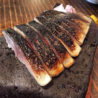 炙りシメサバ(しゃべりバー酒場 ぱぐぱぐ )