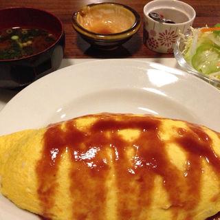 オムライス(欧風料理 もん )