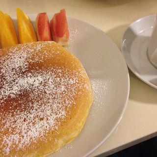 リコッタパンケーキ(カフェ ラインベック (Cafe Rhinebeck))