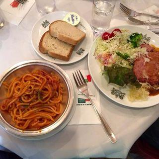イタリアンスパゲティ(イノダコーヒー本店)