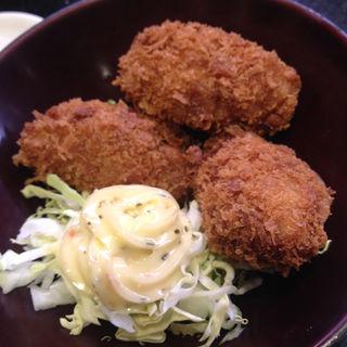 カキフライ(回し寿司 活 目黒店  (かつ))