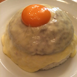 チーズキーマカレー(MOKUBAZA (モクバザ))