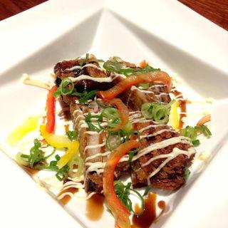 牛ひれの味噌漬けステーキ(飯家おかん ひま和り (ヒマワリ))